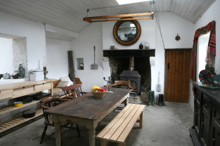 Look Inside The Cottage Port Donegal