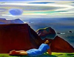 Rockwell Kent And Port Port Donegal